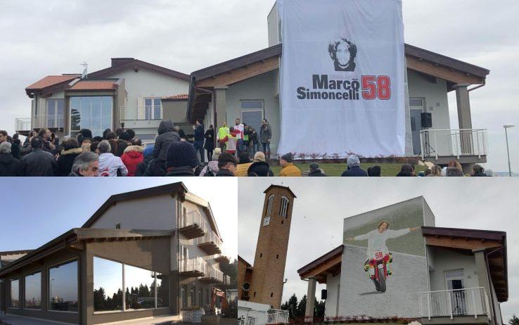 Inaugurazione di Casa Simoncelli